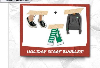 Holiday Scarf Bundles