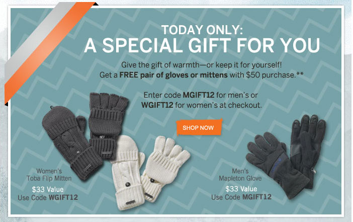 Today Only: