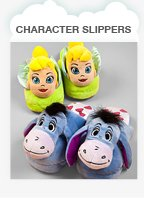 Character Slippers