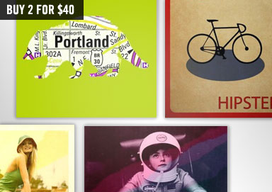 Shop Posters: Humor, Maps & More