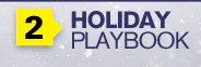HOLIDAY PLAYBOOK.