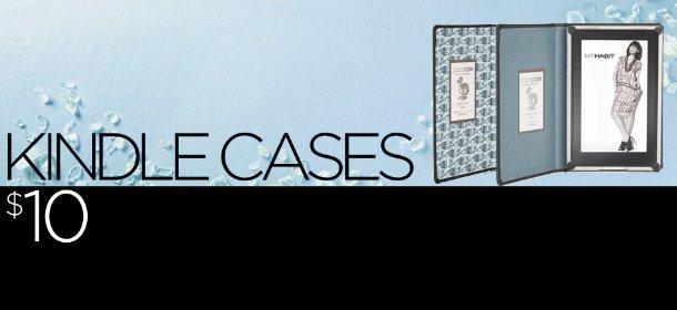 KINDLE CASES: $10, Event Ends November 26, 12:00 AM PT >