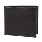 Paul Smith Wallets - Black Saffiano Leather Billfold Wallet
