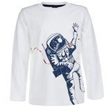 Paul Smith Junior - Boys' White Astronaut Print Top