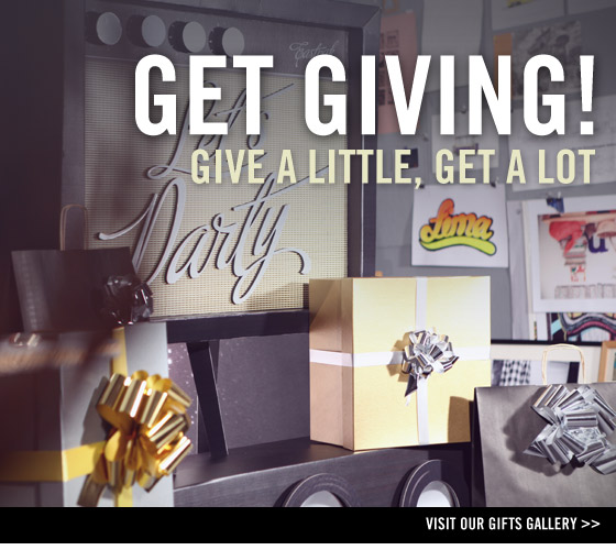 Get Giving!