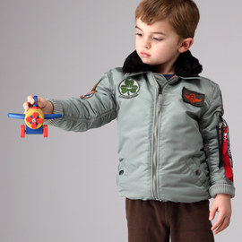 Little Aviators: Boys' Apparel