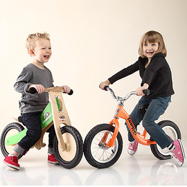 Go For a Ride: Bicycles & Tricycles