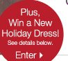Win a New Holiday Dress