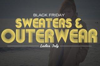 Sweaters + Outerwear