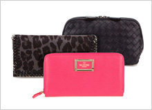 Luxe Little Extras Women's Wallets, Belts, & More