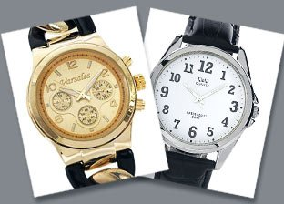 Holiday Gifts under $59: Designer Watches for Him & Her