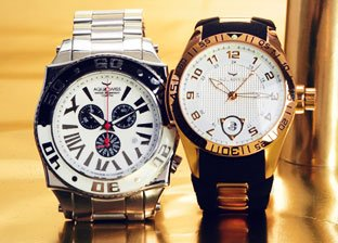 Right on Time: Winter Watches