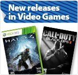 New releases in video games