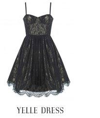 Yelle Dress