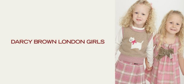 DARCY BROWN LONDON GIRLS, Event Ends November 28, 9:00 AM PT >