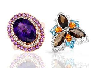 Gemstone Jewelry Blowout