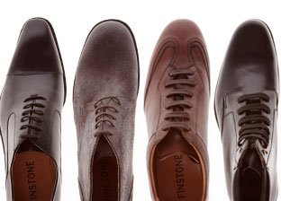 Finstone Men's shoes Made In France