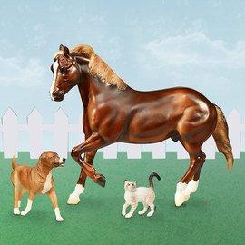 Breyer Horses, Tolo & Geomag