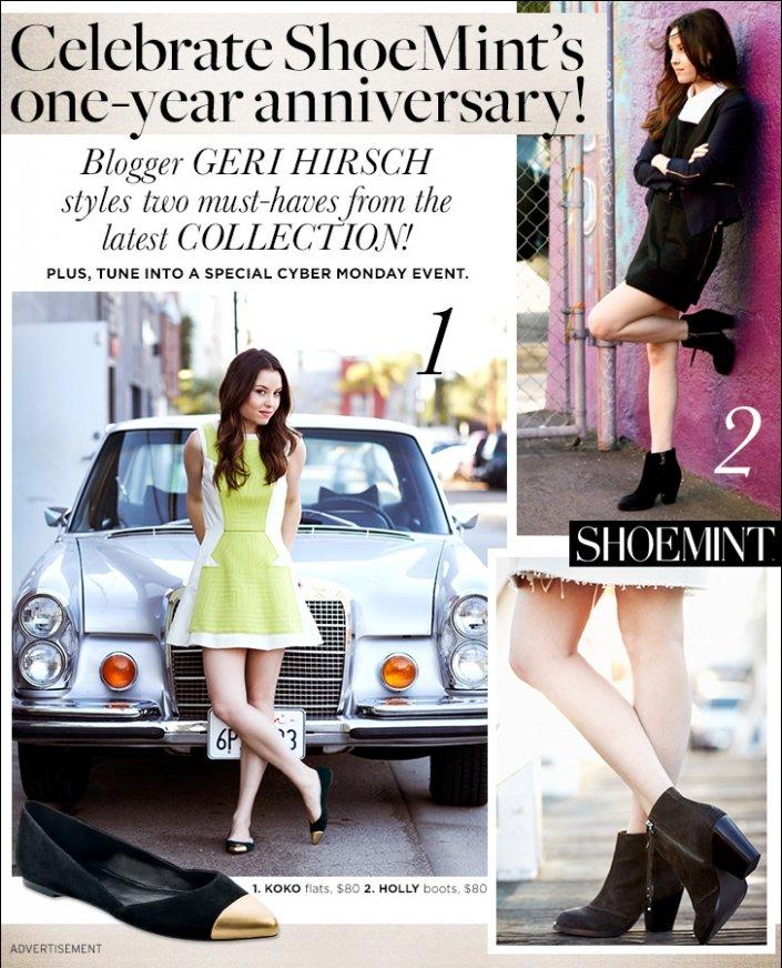 Celebrate: ShoeMint's One-Year Anniversary