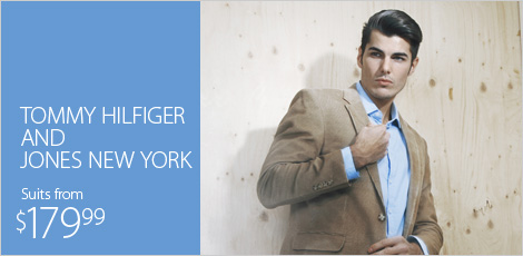 Tommy Hilfiger and Jones New York