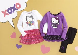 GIRLS' APPAREL UP TO 70% OFF