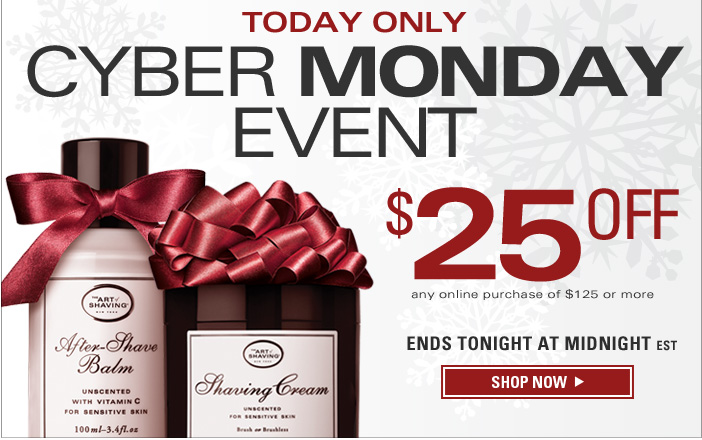 Cyber Monday Event - Shop Now