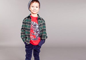 iNTAKT Little Boys: Fall Collection