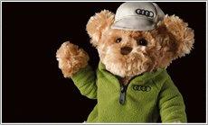 Audi Teddy Bear