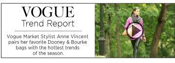 Vogue Trend Report