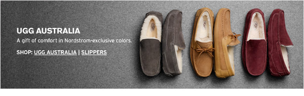 UGG AUSTRALIA - A gift of comfort in Nordstrom-exclusive colors.