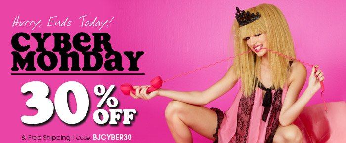 Get 30% Off & Free Shipping