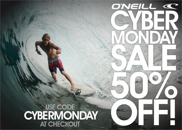 O'Neill Black Friday Sale!