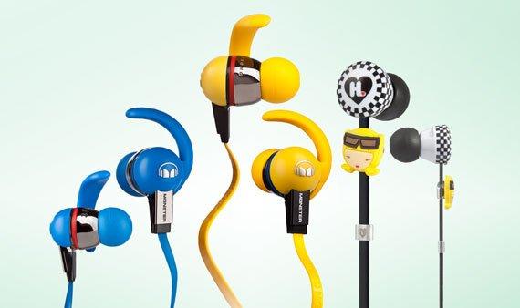 Monster Headphones- Visit Event