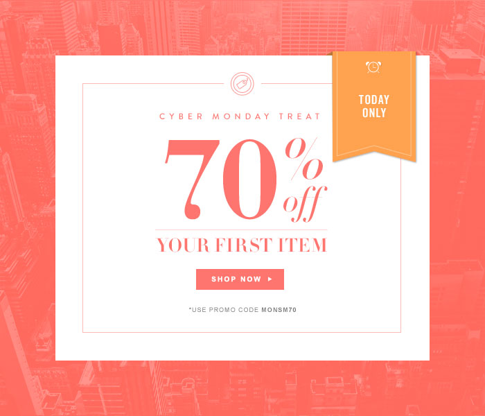 Get 50% Off Everything You Love