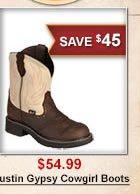 Justin Gypsy Cowgirl Boots