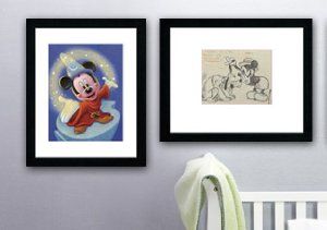Disney Collection: Vintage Prints
