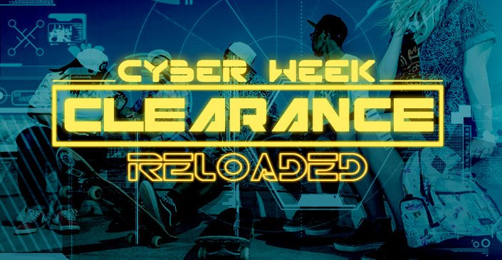 Cyber (Monday) Clearance