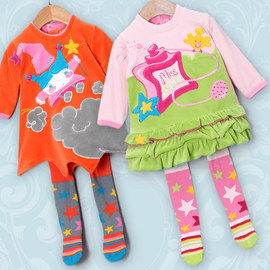Around the World: Kids' Apparel
