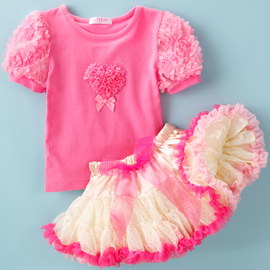 Frilly Frolic: Girls' Apparel
