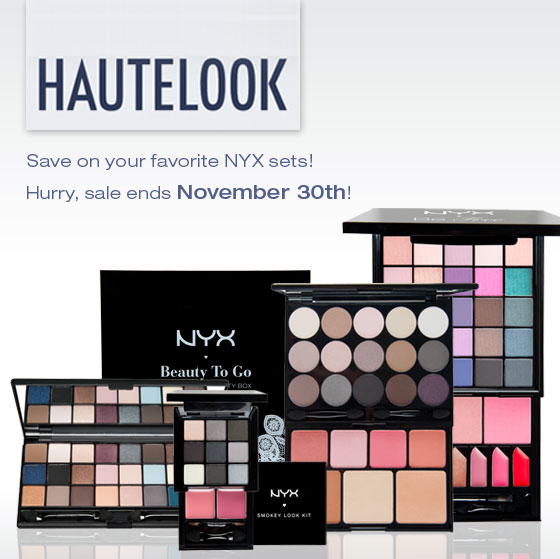 NYX on Hautelook!