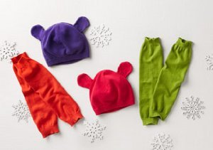 Cute as a Button:  Cold Weather Accessories for Baby