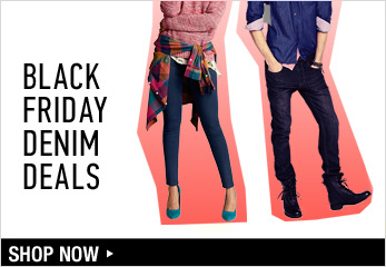 Black Friday Denim Deals - Shop Now