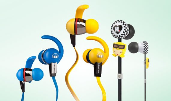 Monster Headphones- Visit Event