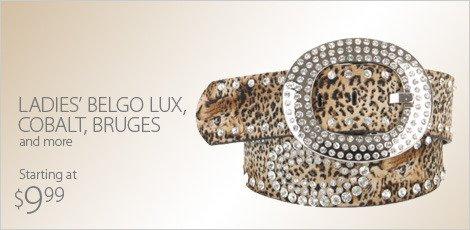 Ladies Belgo Lux, Cobalt, Bruges and More