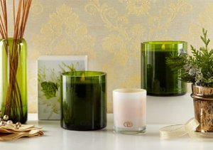 DayNa Decker: Tabletop Fire Sculptures & Home Fragrance