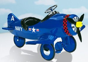 Little Drivers: Tricycles, Pedal Planes & Cars