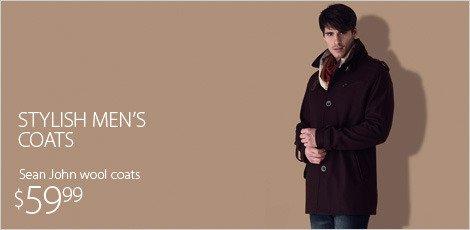 Stylish Men's Coats