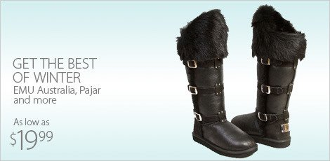 Winter Ready Boots