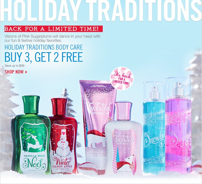 Signature Collection – Buy 3, Get 2 FREE