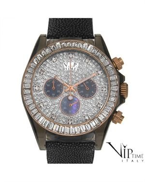 Brand New VIP TIME ITALY Chronograph Made In Italy Ladies Watch